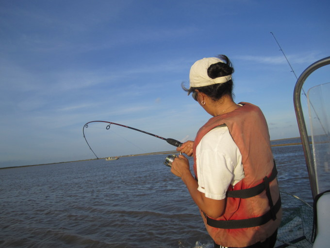 Fishing in east matagorda bay fish sargent for East matagorda bay fishing report