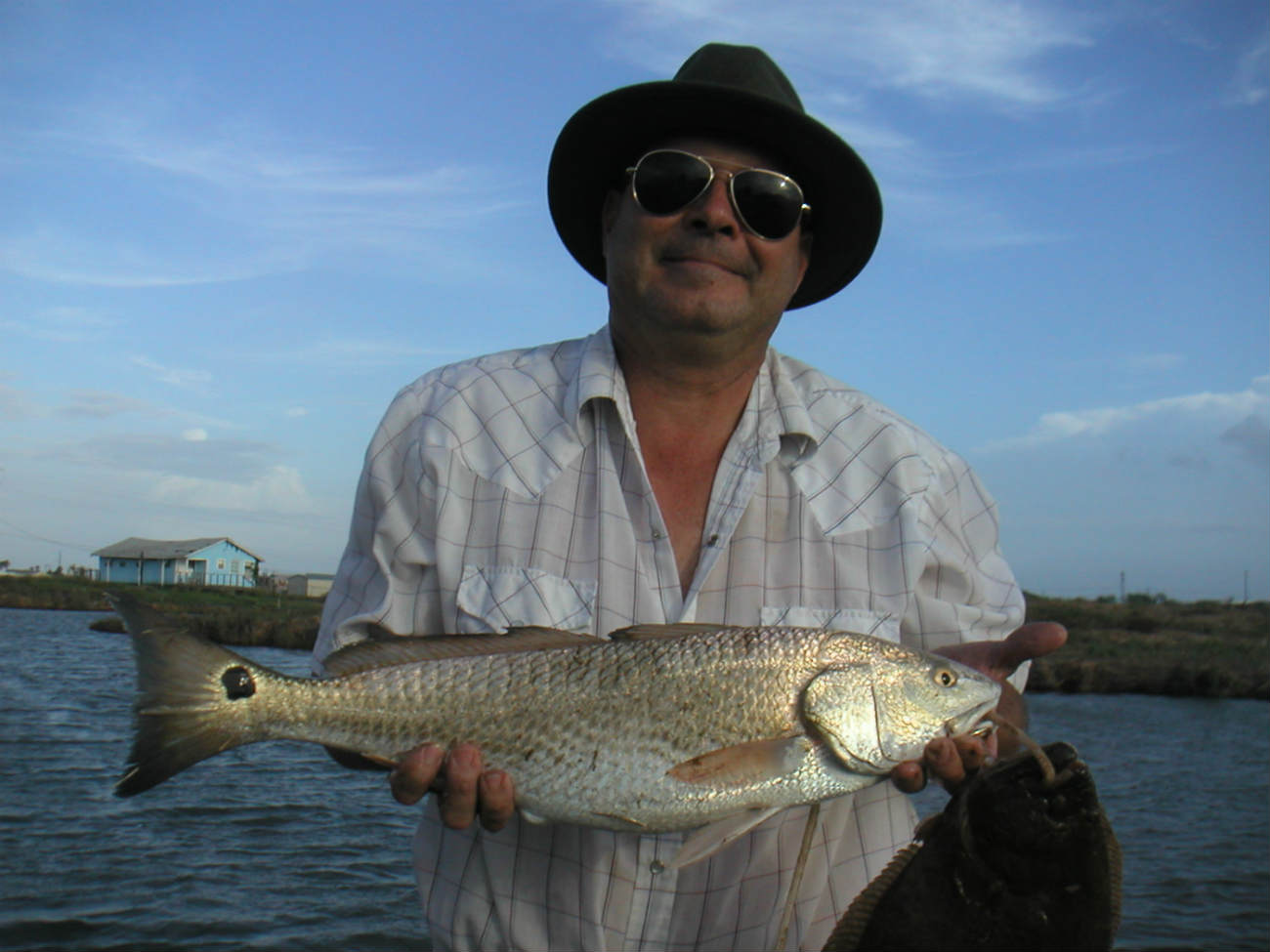 Fish Caught in Sargent Canal
