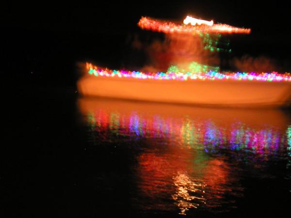 Caney Creek Sargent Boat Parade