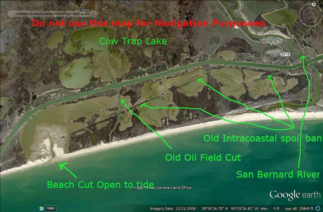 Cedar Lakes Old Oil cut Old Oil field2